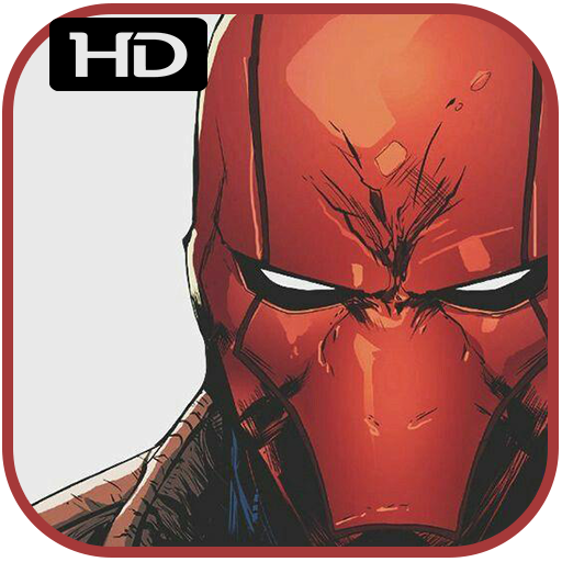 Red Hood Wallpaper Art (app)