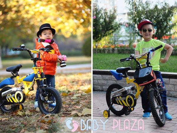 Xe đạp trẻ em Royalbaby B-3 6