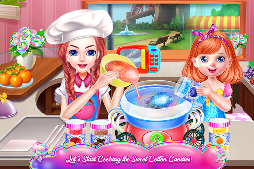 Download Cotton Candy Cooking & Decoration MOD APK 5