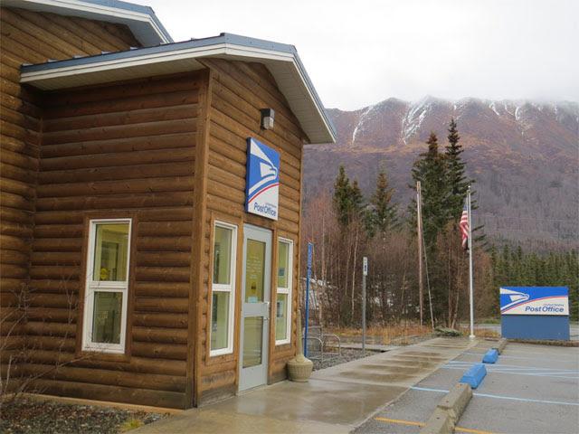 Cooper Landing post office