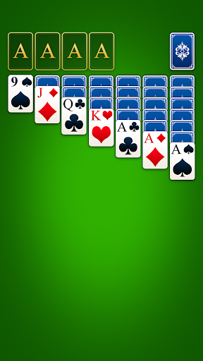 Solitaire Classic Free 2020 - Poker Card Game  screenshots 1
