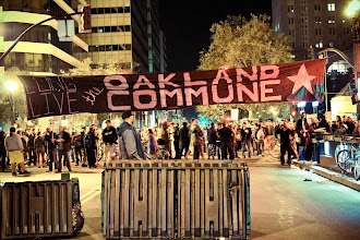 "Photo: ""Long Live the Oakland Commune"" by Joe Sciarrillo"