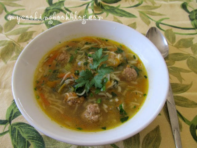 Супа Топчета