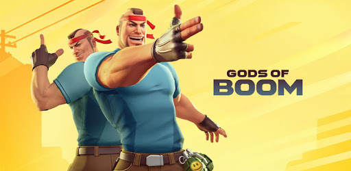 Gods of Boom - Online PvP Action - Apps on Google Play