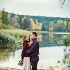 Wedding photographer Alya Turapina (Allia). Photo of 14.10.2017