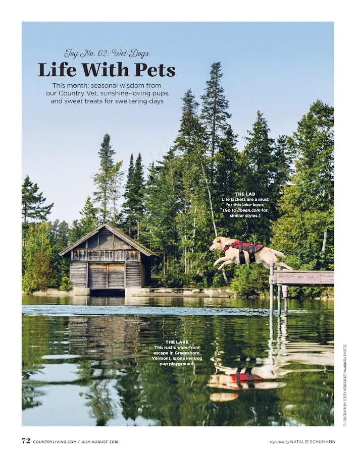 Country Living Magazine- screenshot