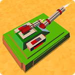 Blocky Tanks Force v1.3 Mod Money