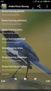 Suara Burung Kasar Lengkap - náhled