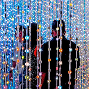 Crystal Universe, ArtScience Museum  by Abdul Salim - Artistic Objects Technology Objects (  )