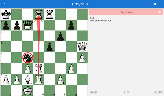 CT-ART. Chess Mate Theory- screenshot thumbnail