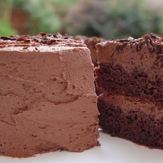 Best Old Fashioned Chocolate Cake