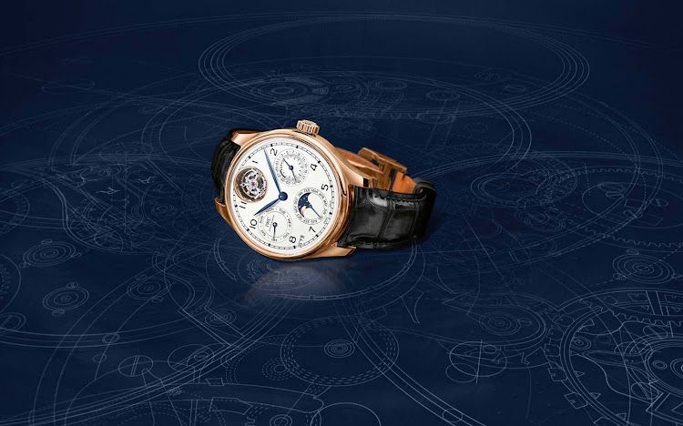 IWC The Portugieser Constant-Force Tourbillon Edition 150 Years