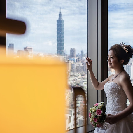 Wedding photographer HUNG MING LIN (redmemory). Photo of 04.02.2016