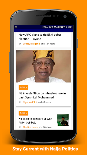 Bounce News: Breaking News, Hot Gist, Low Data App 1.7.0 screenshots 8