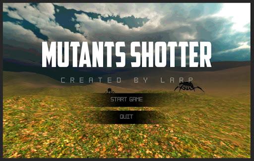 Mutants Shooter Beta