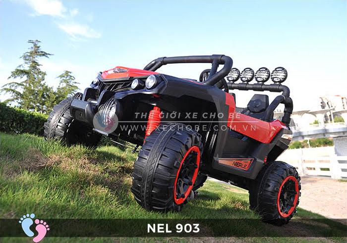 Xe ô tô điện địa hình NEL-903 4 động cơ 6