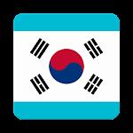 Easy Korean - Learn Hangul Icon