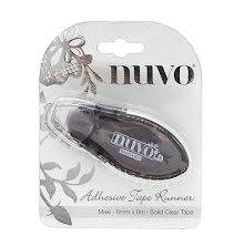Tonic Studios Nuvo Adhesive Tape Runner - Maxi 199N