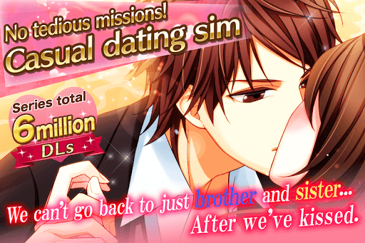 Otome games dating sim: Forbidden Love 1.4.1 screenshots 9