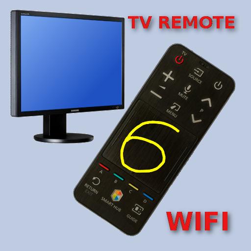 TV (Samsung) Smart Remote (w touchpad & keyboard)