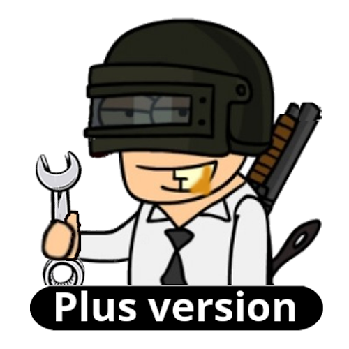 PUB Gfx+ Tool????(with advance settings) for PUBG 0.18.0