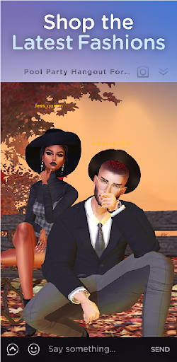 IMVU: Make your style! Avatar 3D and Social Chats 5.5.1.50501001 Screenshots 4