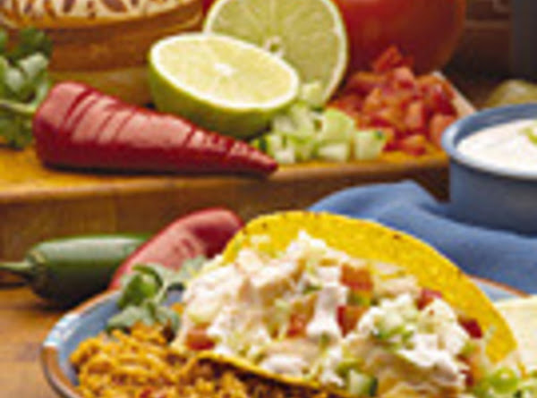 Fish Tacos With Chipotle Sauce Recipe