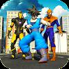 سوبر أبطال السوبر: حرب لاس من الروبوتات سوبر غوكو APK
