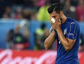 Graziano Pellè s'excuse pour avoir manqué son tir au but