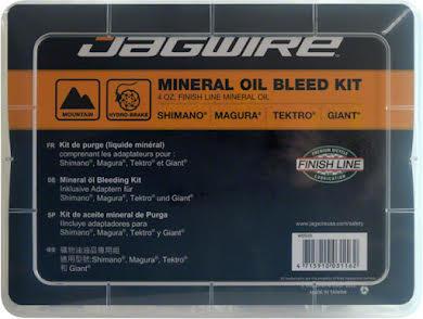 Jagwire Pro Mineral Oil Bleed Kit alternate image 0