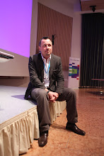 """Photo: Final panel discussion """"Latest Trends for Comms Consultancies"""" 2012 - F. Gullotti"""