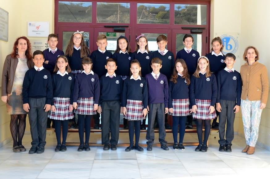 El Ejido. Colegio Internacional Sek-Alborán, 6ºB