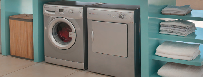 Washing machines and tumble dryers | Gas & Appliances | Builders South Africa