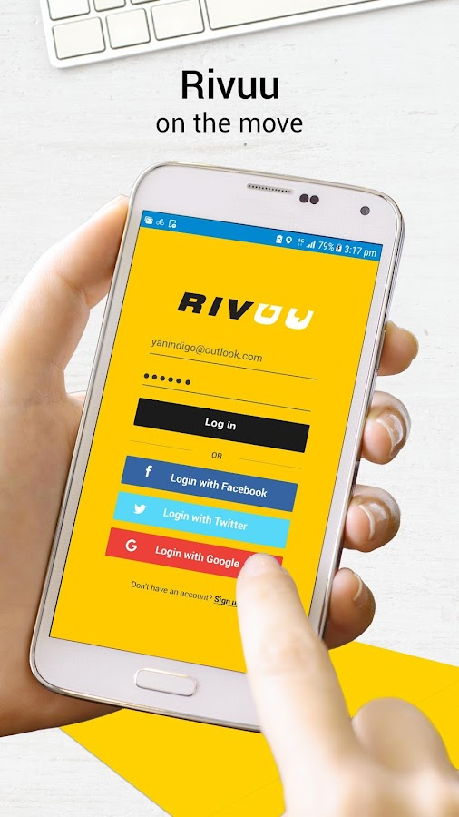 Rivuu – Approvals- screenshot