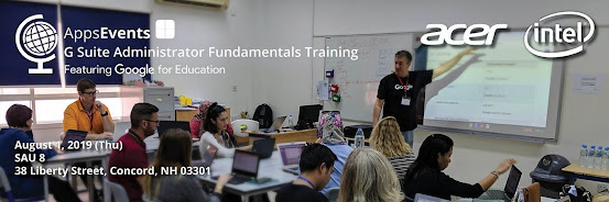 G Suite Admin Fundamentals 1 Day USA
