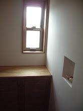 Photo: 玄関の造作靴棚・ニッチ