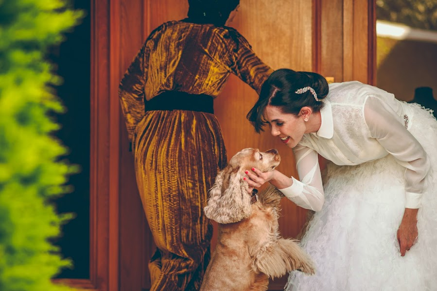 Wedding photographer Valery Garnica (focusmilebodas2). Photo of 08.11.2017