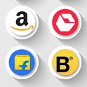 All in one shopping app - All shopping app icon