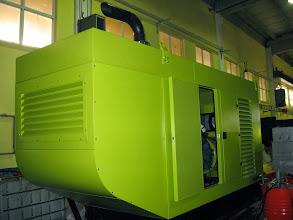 Photo: Generator Volvo 630 kva, Alro, Bucuresti