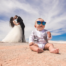 Wedding photographer Vitaliy Zdrok (DevilSplinter). Photo of 04.06.2017
