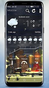 Weather Nature 3D Pro v3.9.0 Cracked APK 2