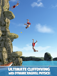 Flip Diving- screenshot thumbnail
