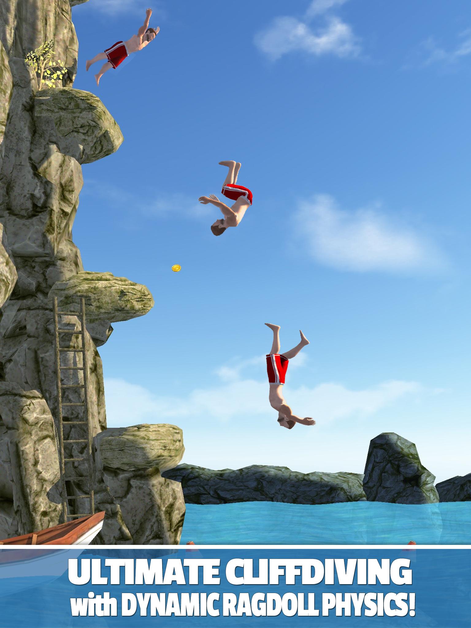 Flip Diving screenshot #11