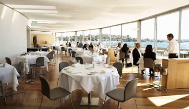 Photo: Catalina Restaurant - World Class Dining with harbour views - just down the road in neighbouring Rose Bay