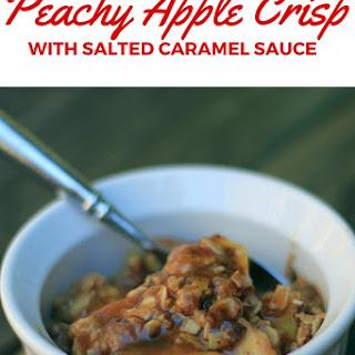 Peachy Apple Bake