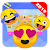 Emoji One Stickers for Chatting apps(Add Stickers) file APK for Gaming PC/PS3/PS4 Smart TV