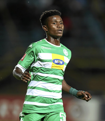 Menzi Masuku of Celtic has not really lived up to expectations despite his immense talent. /Muzi Ntombela/ BackpagePix