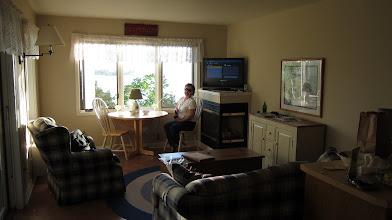 Photo: Otel odamız.