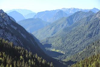 Photo: Val di'Algone e Malga Namb
