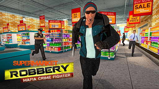 Supermarket Robbery - Mafia Crime Fighter 1.1.2 {cheat|hack|gameplay|apk mod|resources generator} 4